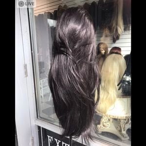Accessories - Wig 360 Fullcap sale ponytail Alopecia Hairloss